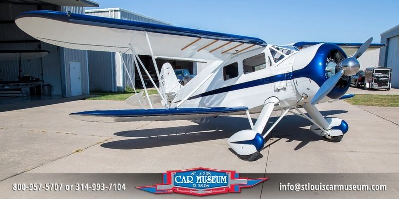 1937 waco yks 7 fixed wing single engine fixed wing single engine
