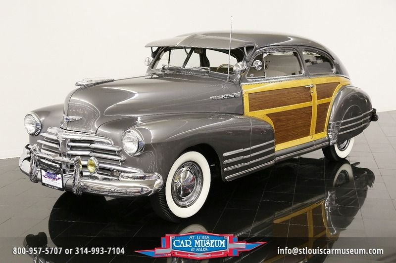 1948 chevrolet fleetline country club aerosedan country club aerosedan