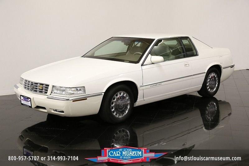 1995 cadillac eldorado coupe