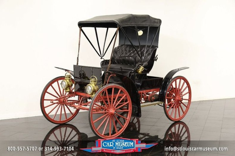 1909 Sears Model K Runabout