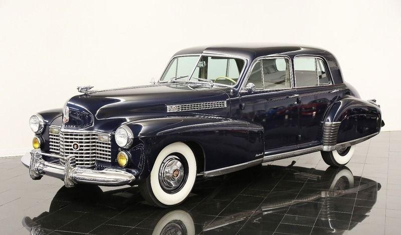 1941 cadillac fleetwood 60 special imperial sedan 60 special imperial sedan