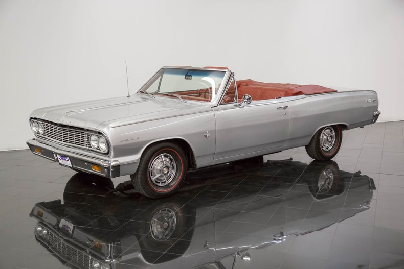 1964 Chevrolet Impala Super Sport Convertible