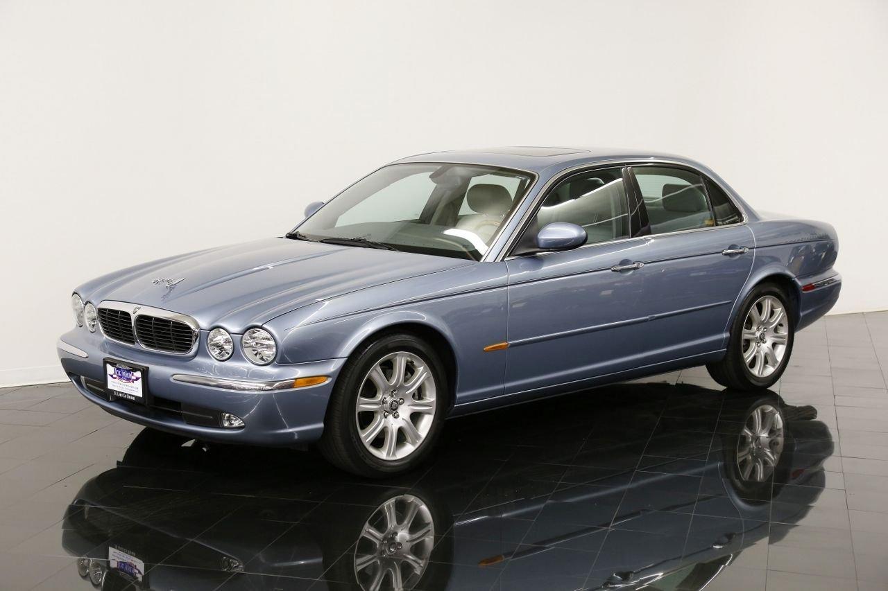 2004 jaguar xj8 sedan sedan