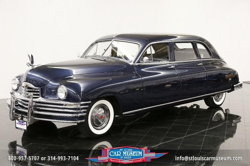 1948 packard super eight 7 passenger deluxe sedan eight 7 passenger deluxe sedan