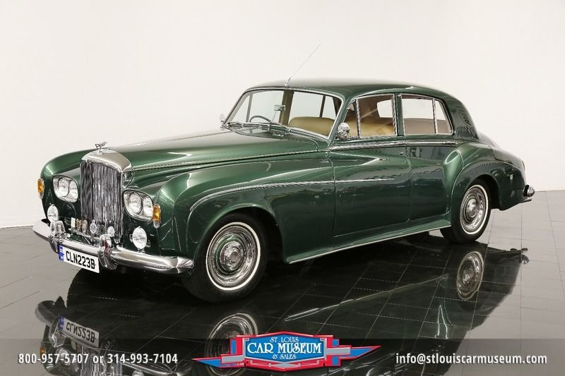 1964 bentley s3 rhd saloon rhd saloon