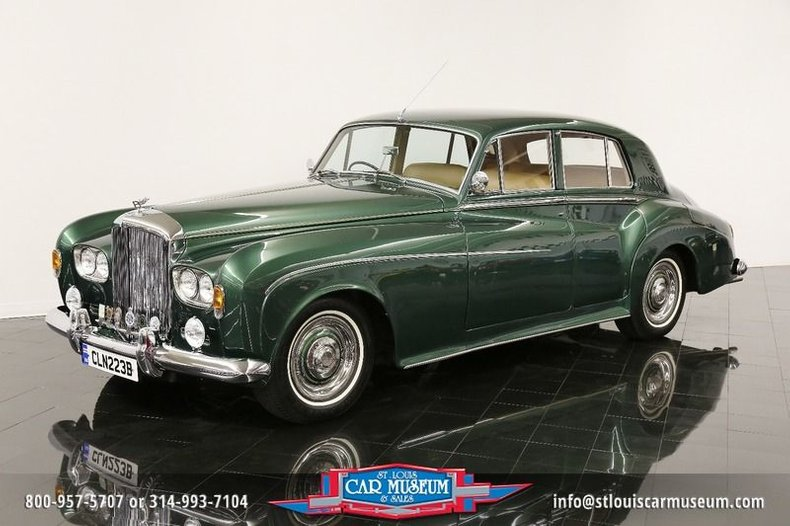 1964 Bentley S3 RHD Saloon