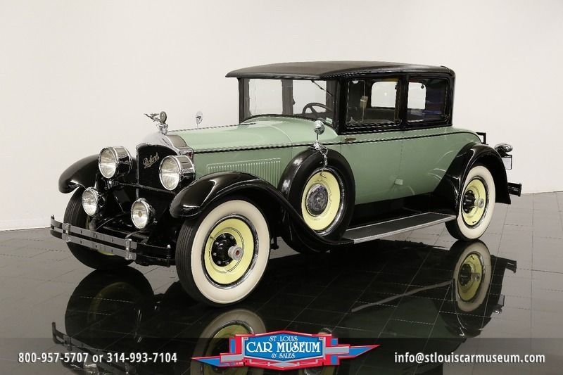 1927 packard 533 4 passenger coupe 4 passenger coupe