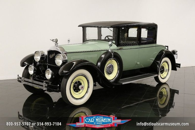 For Sale 1927 Packard 533 4-Passenger Coupe