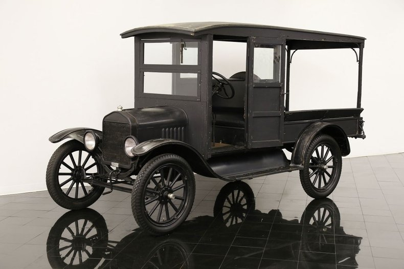 1923 Ford Model T Delivery Truck