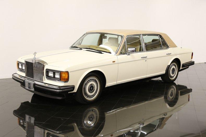 1989 Rolls Royce Silver Spur Saloon