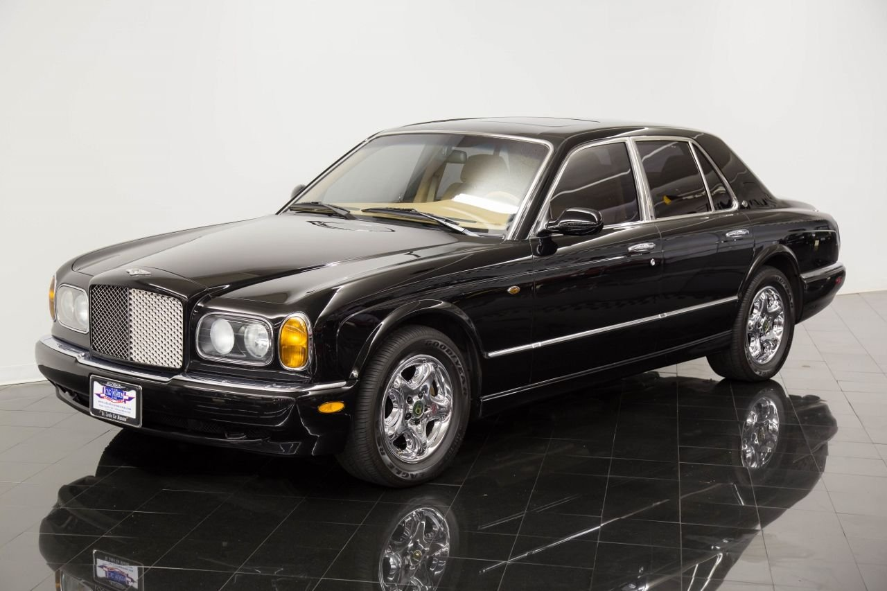 1999 bentley arnage value