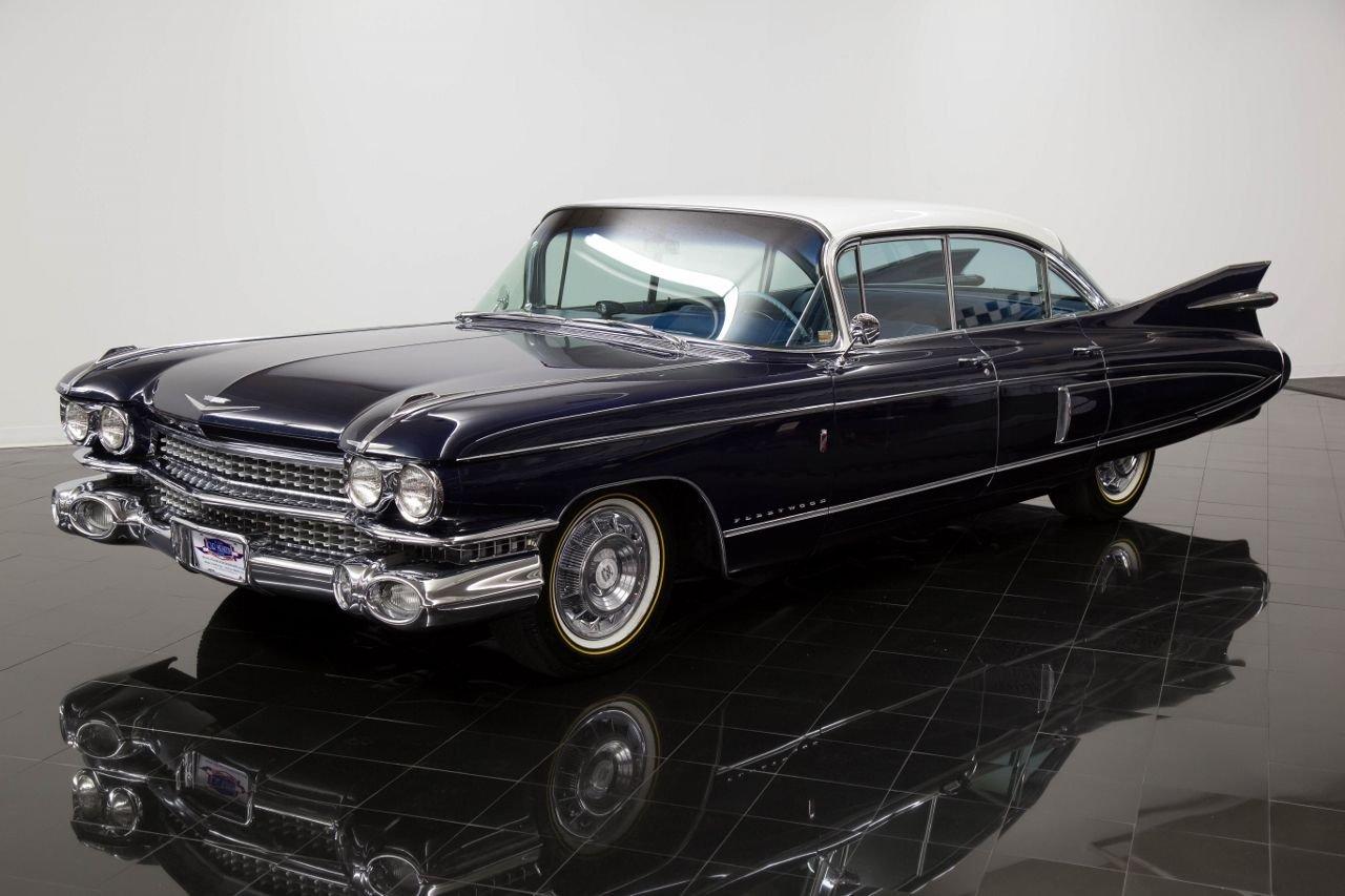 1959 cadillac fleetwood sixty special sedan sixty special sedan