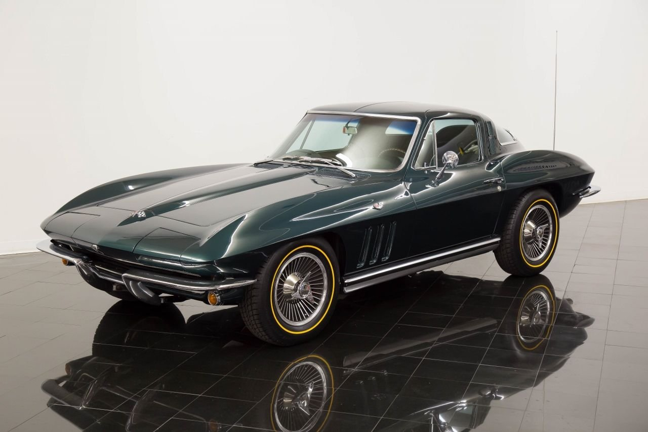 1965 chevrolet corvette sting ray coupe sting ray coupe