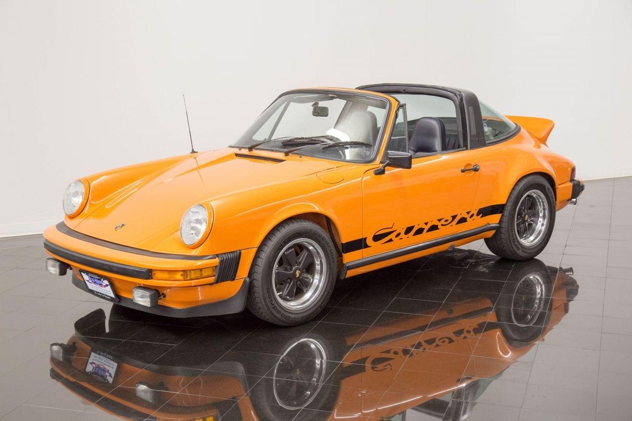 1974 porsche 911 carrera carrera targa