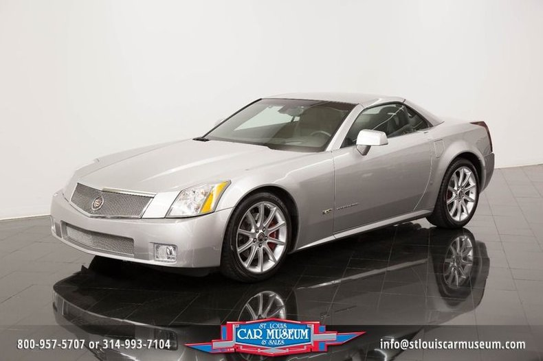 For Sale 2006 Cadillac XLR-V