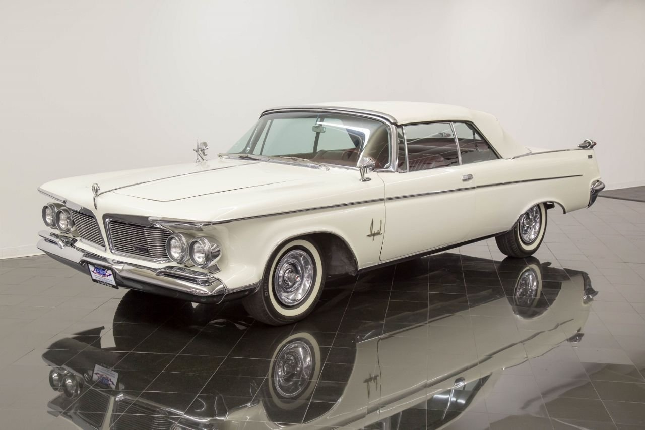 1962 chrysler imperial crown convertible crown convertible