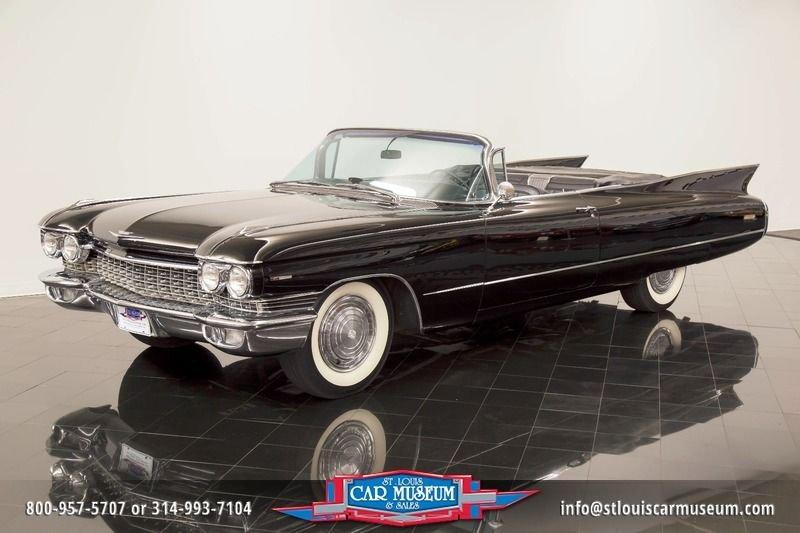 1960 cadillac series 62 62 convertible