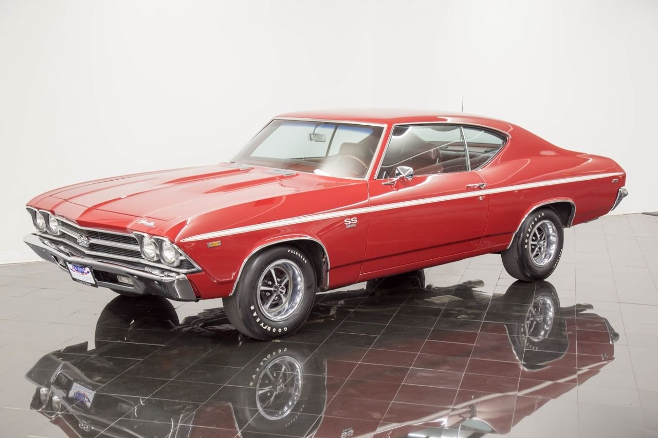 1969 chevrolet chevelle ss ss396