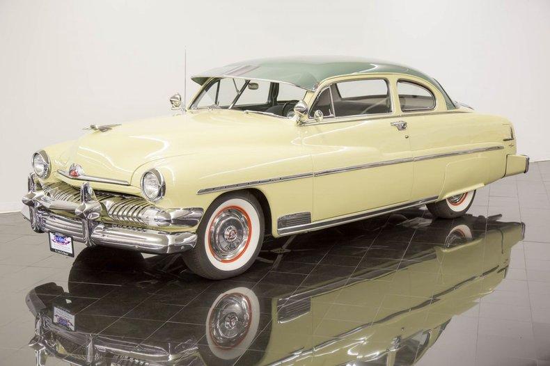 1951 Mercury Deluxe 6 Passenger Coupe
