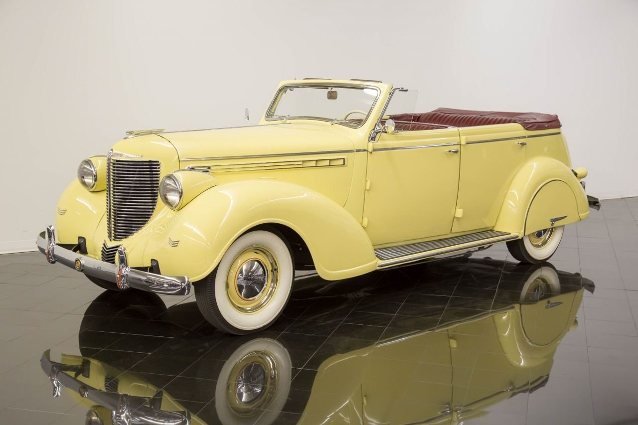 1938 chrysler imperial eight convertible sedan eight convertible sedan