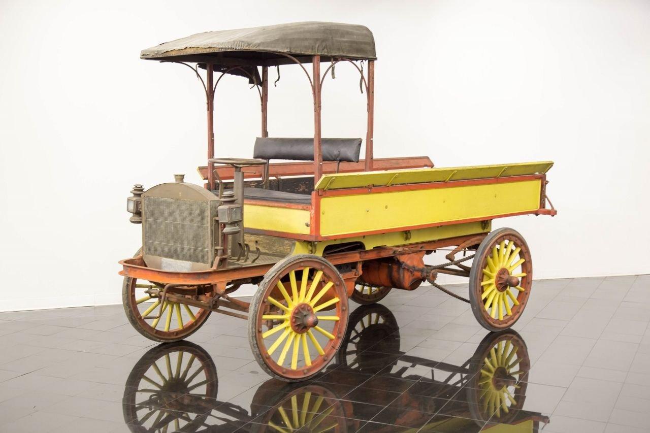 1911 koehler delivery truck truck