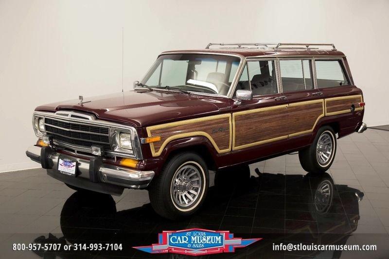 1988 jeep wagoneer wagoneer