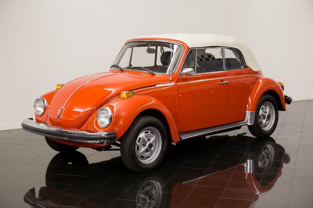 1979 volkswagen super beetle beetle convertible