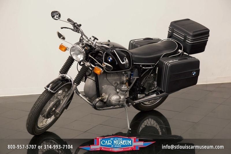 1971 bmw r75 motorcycle