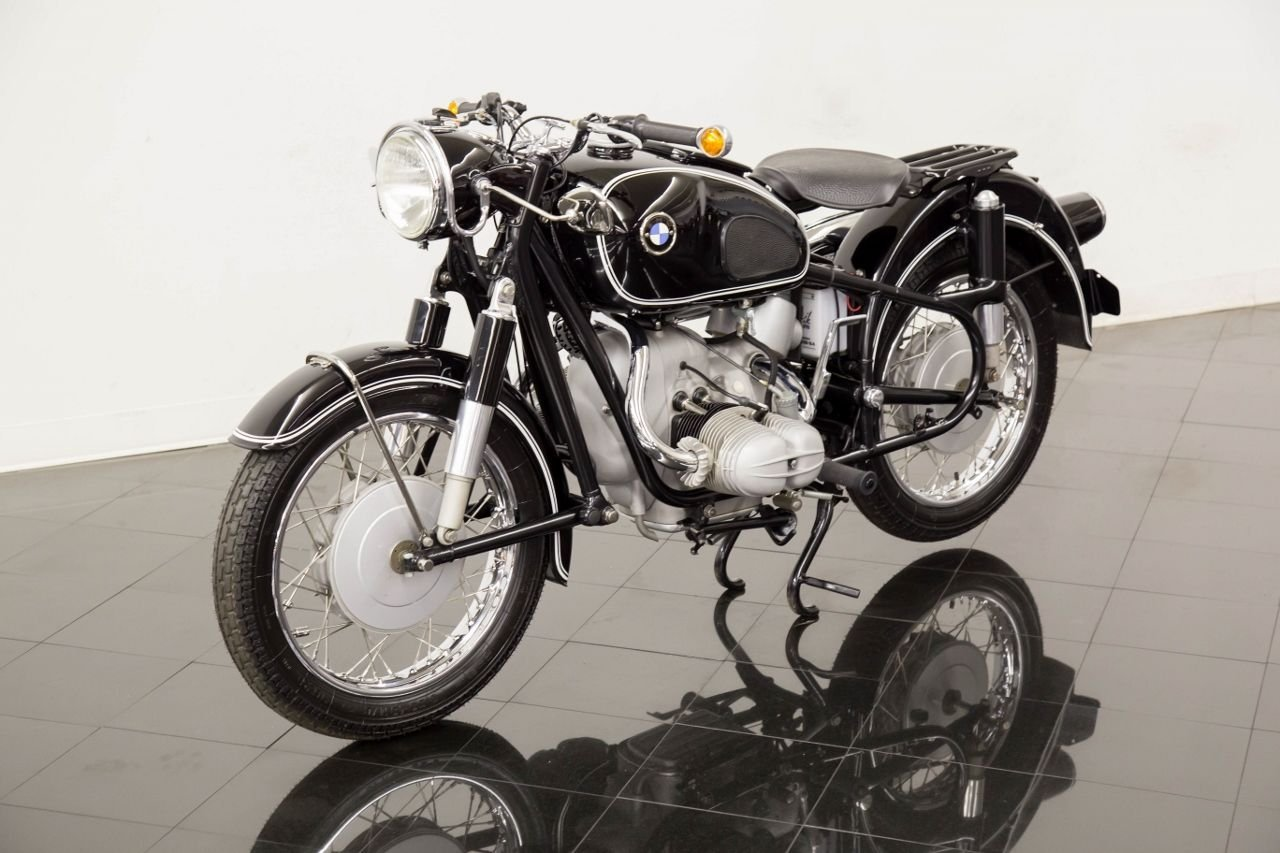 1962 bmw motorcycle value