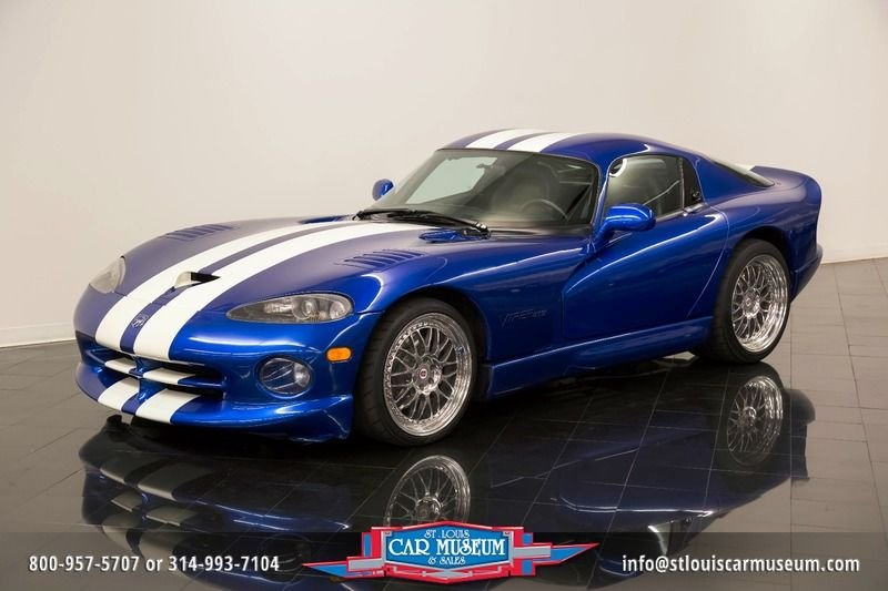 1996 dodge viper gts coupe
