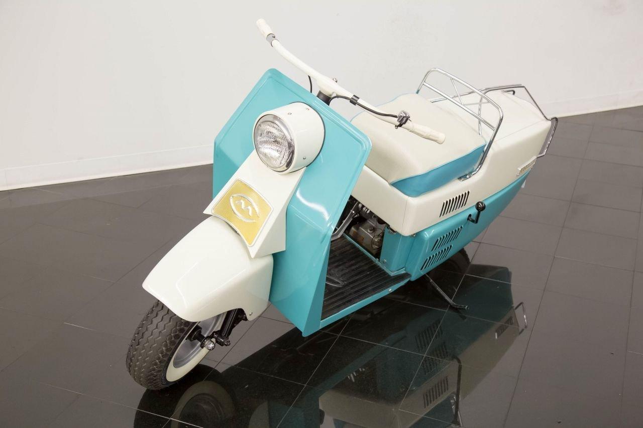 1959 cushman road king king scooter