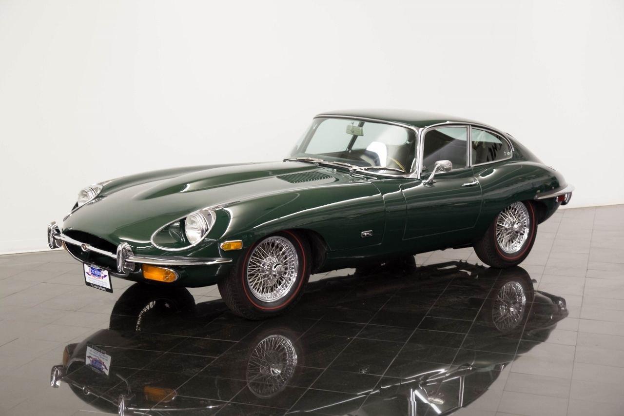 1971 jaguar xke series ii ii e type coupe