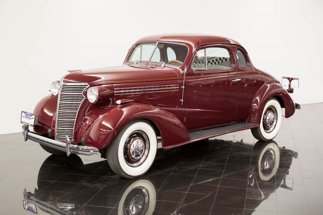 1938 chevrolet master deluxe deluxe coupe