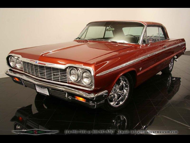 1964 chevrolet impala ss ss sport coupe