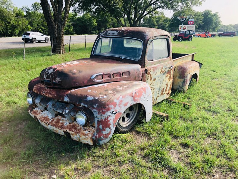 1951 Ford 1/2 Ton Pickup