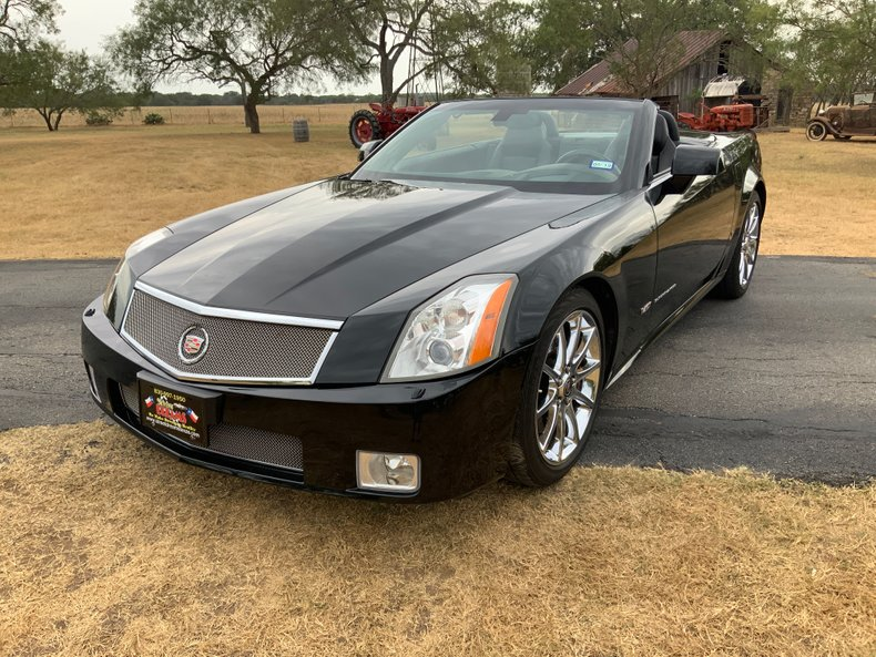 2008 Cadillac XLR-V Retractable Hardtop