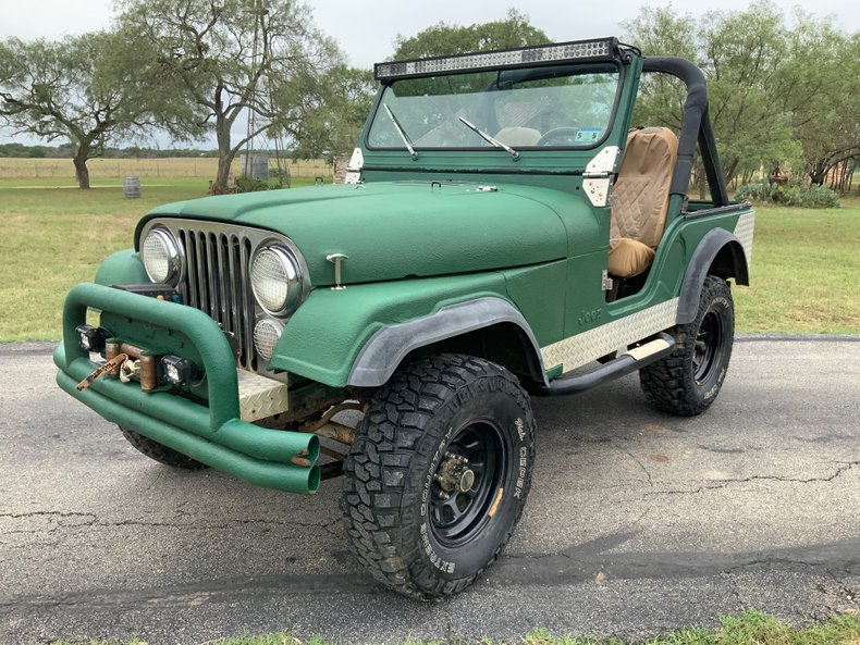 1979 Jeep CJ-5 HUNTERS S SPECIAL