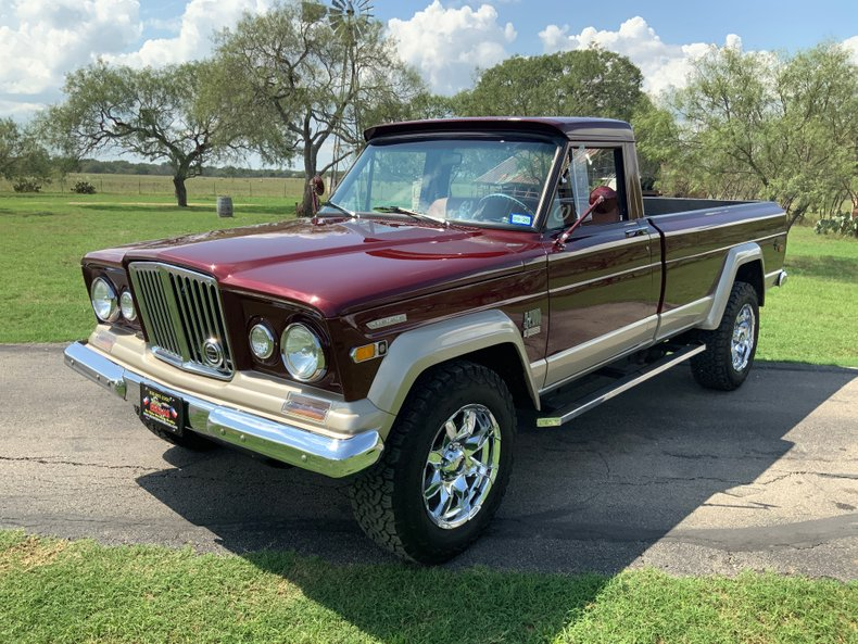 1970 Jeep Gladiator  70 Rest-O-Mod LS Auto OD AC Suburban chassis