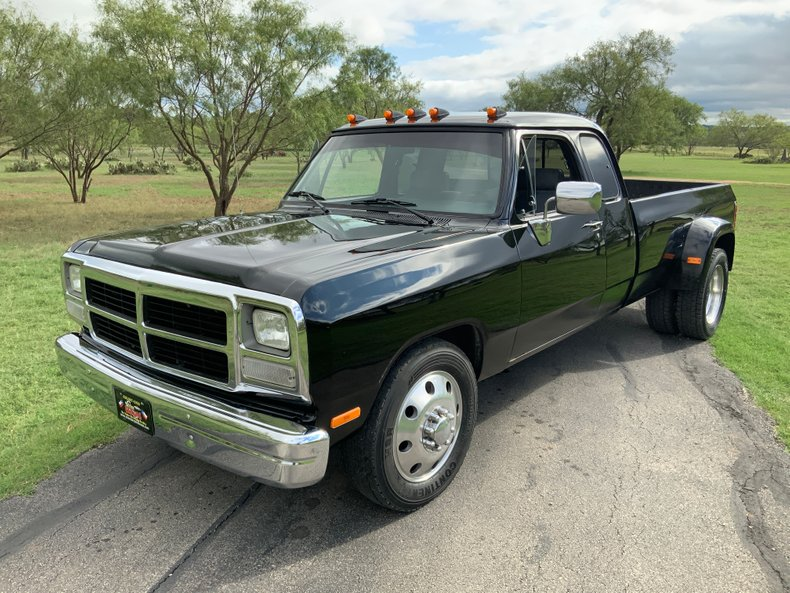 1993 Dodge 3500