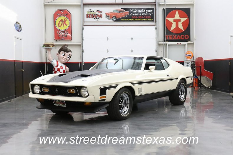 1971 Ford Mustang Mach1
