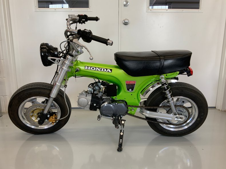 1979 Honda CT 70