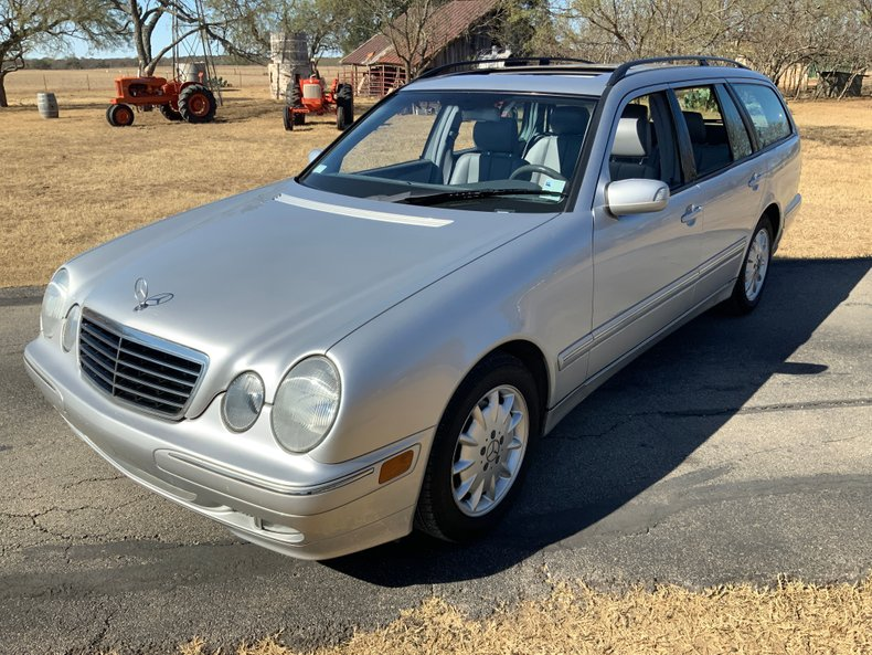 2002 Mercedes-Benz E320