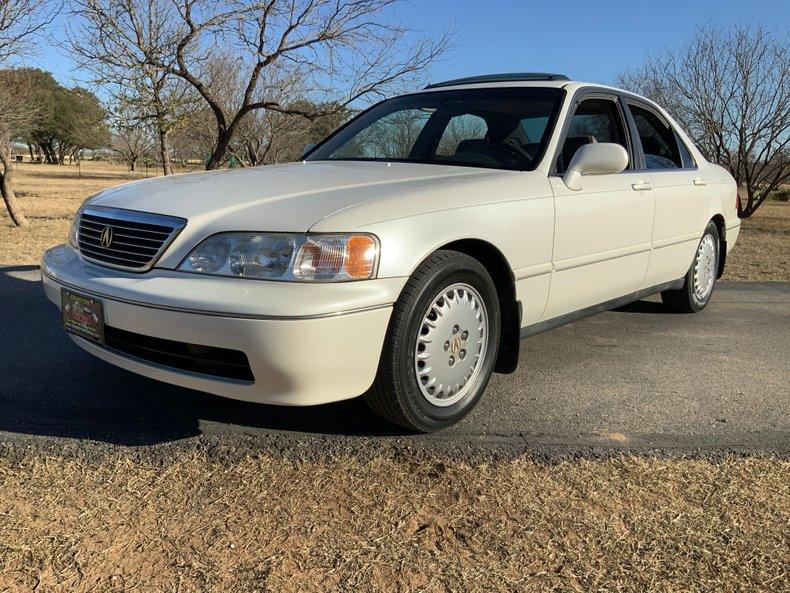 1997 Acura RL 4dr Sdn w/Premium Pkg