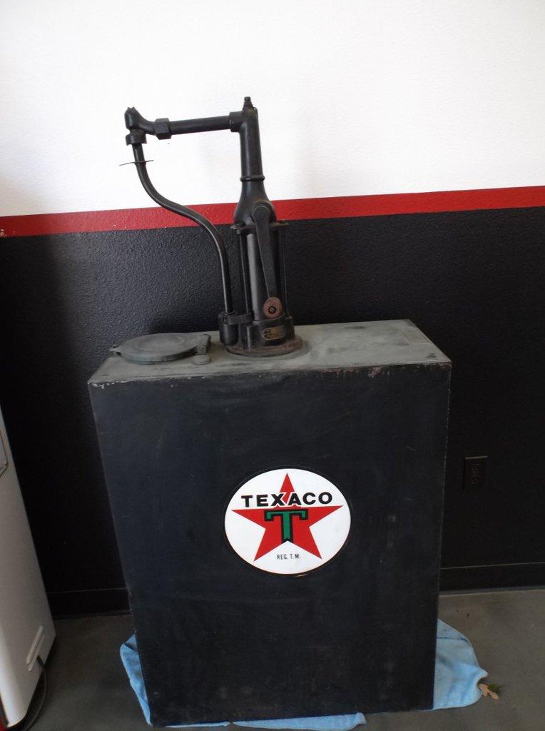 Large Texaco Lubester