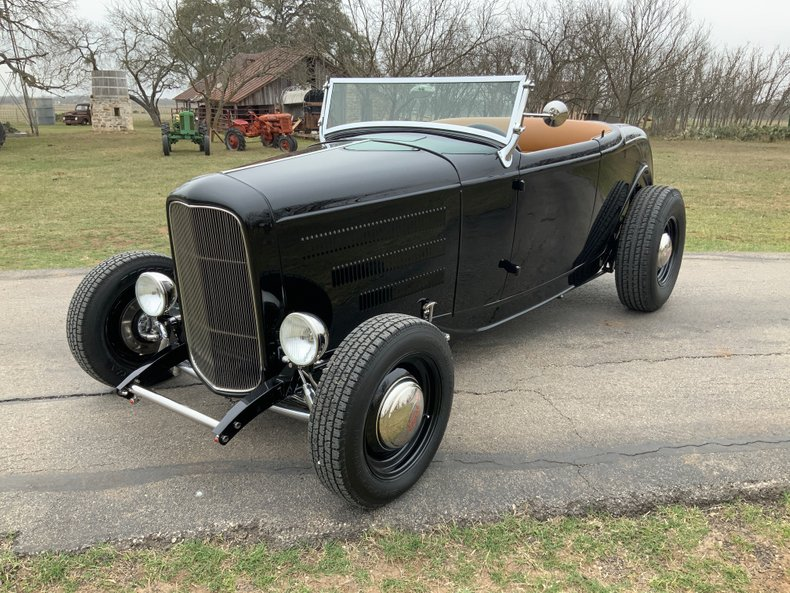 1932 Ford Brookville