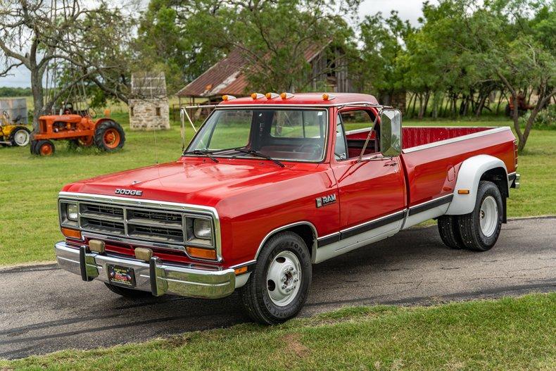 1989 Dodge 1-Ton Pickup