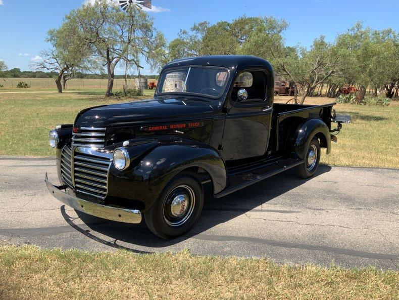 1946 GMC 1/2 Ton Pickup