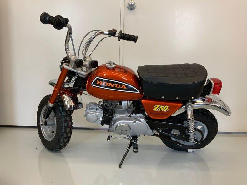 1973 Honda Z50 K3