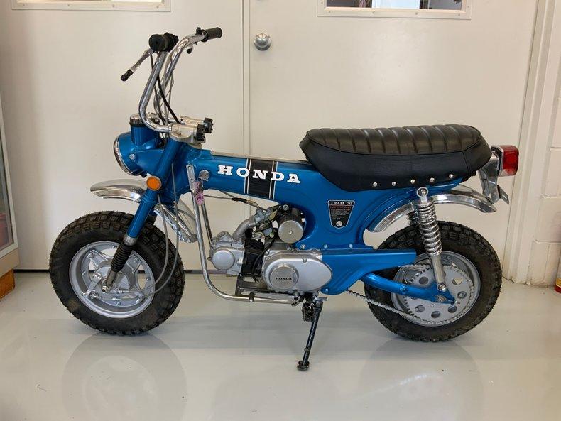 1969 Honda CT70