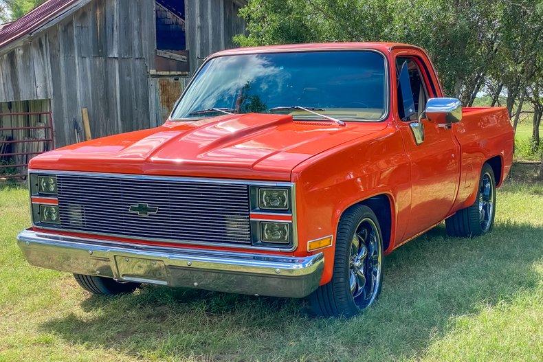 1984 Chevrolet Pickup